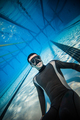 Freediving Competition Security Staff Underwater