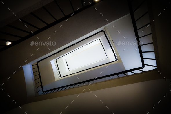 Entryway in a building - Stock Photo - Images