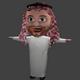 arabic man - 3DOcean Item for Sale