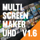 Multi Video Screen Maker Auto
