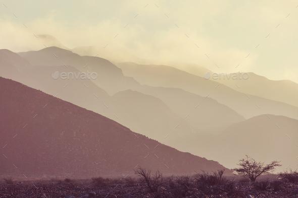 Peru landscapes - Stock Photo - Images