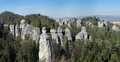 Panorama of the rock town in the Bohemian Paradise - PhotoDune Item for Sale