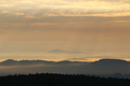 Sunrise in the mountains - hills in morning mist - PhotoDune Item for Sale