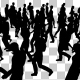 Walking Creative Silhouettes - VideoHive Item for Sale