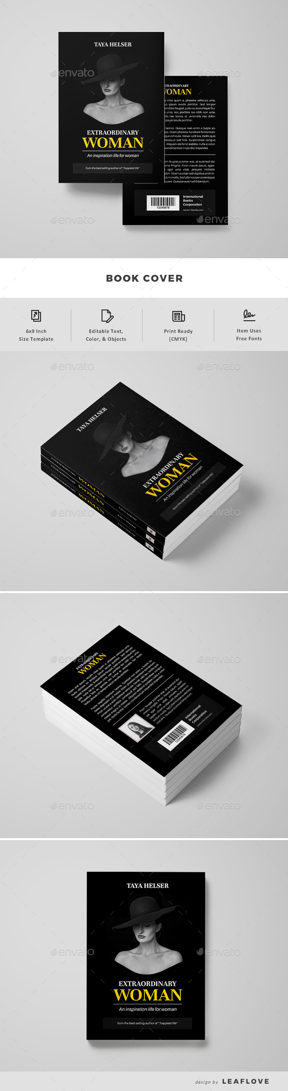 GraphicRiver Book Cover 20561822