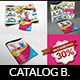 Toys Products Catalog Brochure Bundle Template - GraphicRiver Item for Sale