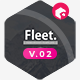 Fleet - Powerpoint Template - GraphicRiver Item for Sale