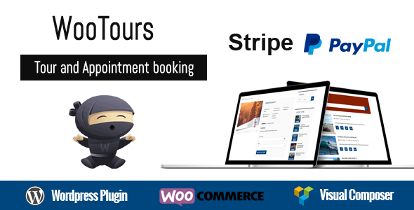 WooTour - WooCommerce Travel Tour and Appointment Booking - CodeCanyon Item for Sale