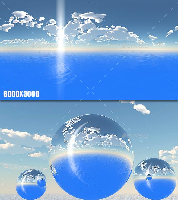 3DOcean Sky 105 20562111