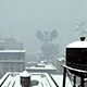 Snow Storm In The City - VideoHive Item for Sale