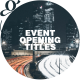 Event Opening Titles - VideoHive Item for Sale