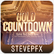 Gold Countdown - VideoHive Item for Sale