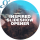 Inspired Slideshow I Opener - VideoHive Item for Sale