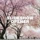 Slideshow I Opener