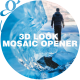 3D Look I Mosaic Opener I Slideshow - VideoHive Item for Sale