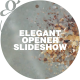 Elegant Opener - Slideshow - VideoHive Item for Sale