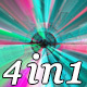 Circular Rays - VJ Loop Pack (4in1) - VideoHive Item for Sale