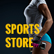 Sports Store - ThemeForest Item for Sale