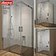 Shower room RAVAK Matrix
