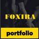 Foxira Personal Portfolio