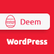Deem - Multipurpose Business WordPress Theme - ThemeForest Item for Sale