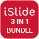 iSlide - 3 in 1 PowerPoint Presentation Template Bundle - GraphicRiver Item for Sale