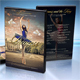 Ballet DVD Cover Template