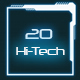 Hi-tech HUD Frames - GraphicRiver Item for Sale