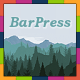 BarPress - WordPress Notification Bars with Analytics - CodeCanyon Item for Sale