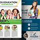 Education Flyers Bundle Templates