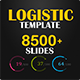 Big Logistic PowerPoint Template - GraphicRiver Item for Sale