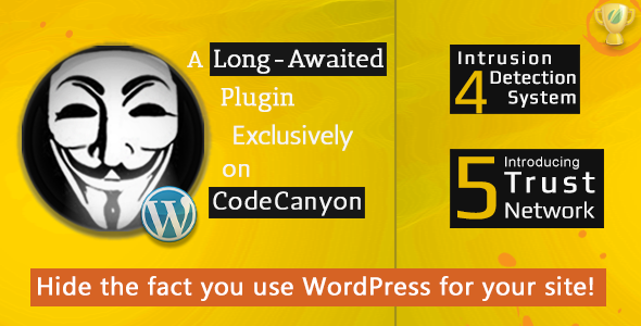 Hide My WP - Amazing Security Plugin for WordPress! Nulled