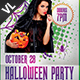 Halloween Party Poster / Flyer V05 - GraphicRiver Item for Sale
