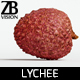Lychee 003 - 3DOcean Item for Sale