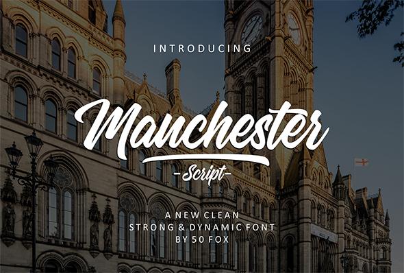 GraphicRiver Manchester Script 20540243
