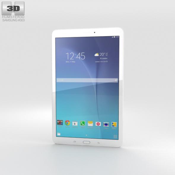 Samsung Galaxy Tab E 9.6 White