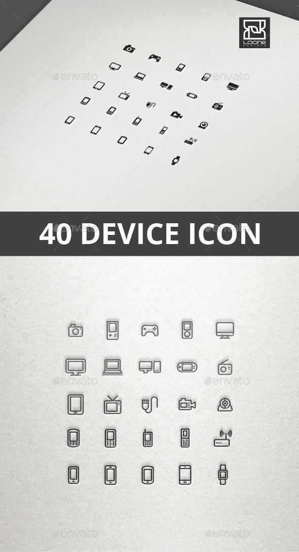 GraphicRiver Device Icon 20565533