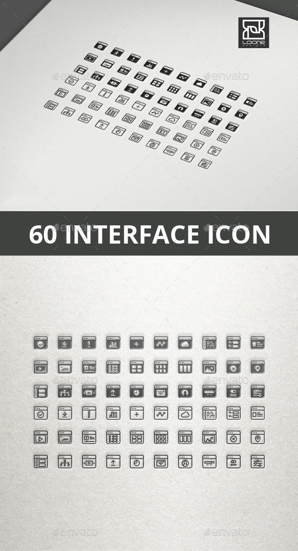 GraphicRiver Interface Icon 20565546