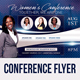 Women's Conference Church Flyer - GraphicRiver Item for Sale