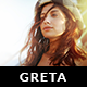 Greta - Blog HTML Template