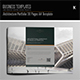 Architecture Portfolio 30 Pages A4 Template - GraphicRiver Item for Sale