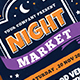Night Market Flyer