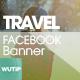 20 Facebook Post Banner - Travel02