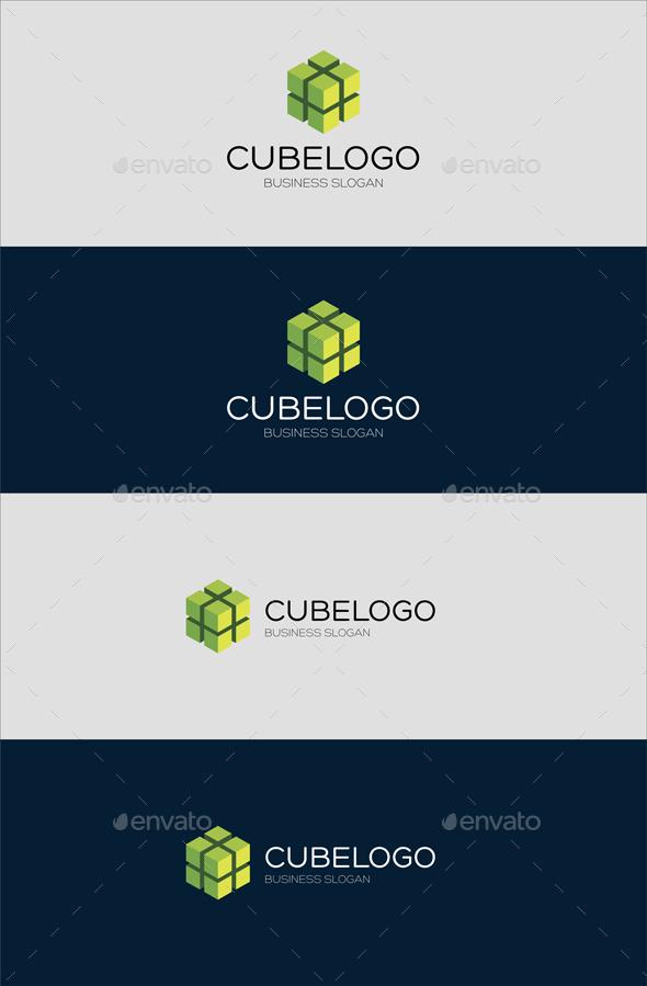 GraphicRiver Cube Logo 20567057
