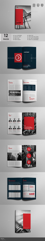 GraphicRiver Annual Report 20567116
