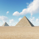 Giza Pyramids Egypt - VideoHive Item for Sale