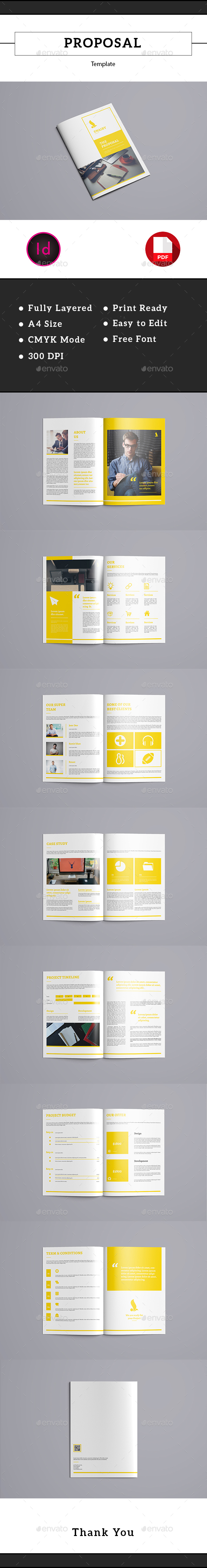 GraphicRiver Business Proposal V04 20544829