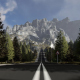 Road to The Mountains Day And Night - VideoHive Item for Sale