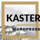 Kaster — Creative, Blog, Portfolio WordPress Theme for Artists, Agencies, Freelancers & Photographer