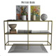 Pottery Barn Leona Console Table - 3DOcean Item for Sale